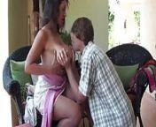 Stepmom & Stepson Affair 86 (Mommy's Sex Education) from yustine13