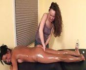 Lesbian Oil Massage - With a Oops (Fart Slip) - Cireman from downloads bbhan oil massage sexd xxx