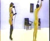 mistress Alex whips David from david thewlis nakednna pyar2