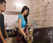 Bhabhi ke sath kitchen me Maza luta from maja luta laga ke condom bojpuri