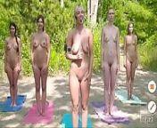 Gostosas na praia de nudismo from lizzie na praia de nudismo