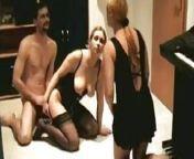 Amateur Swinger Foursome from nathaswaram serial sex