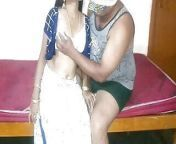 Bhabi fucking in White saree with driver from hindi bhabi saree sexkannada gays lungi sex videos in 3gp com