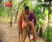 Valentine bush threesome - we enjoy it more here from kubura dako nigerian blues