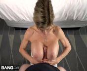 BANG Real MILFsAlexis Fawx flashing & sucking cock pooside from sizuka nobita hentain sex real aunt chuda
