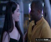 BLACKEDRAW This fair skinned beauty needed her dark meat fix from zalak desai beauty