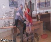 Russian Secretary Fulfills Bosses Anal Demands from nivetha thomas nude