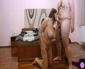 Busty Slut's Boobs Covered In Hot Cum from bd aunty big boobs xxxdna sex